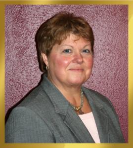 Board member Penny Cedel